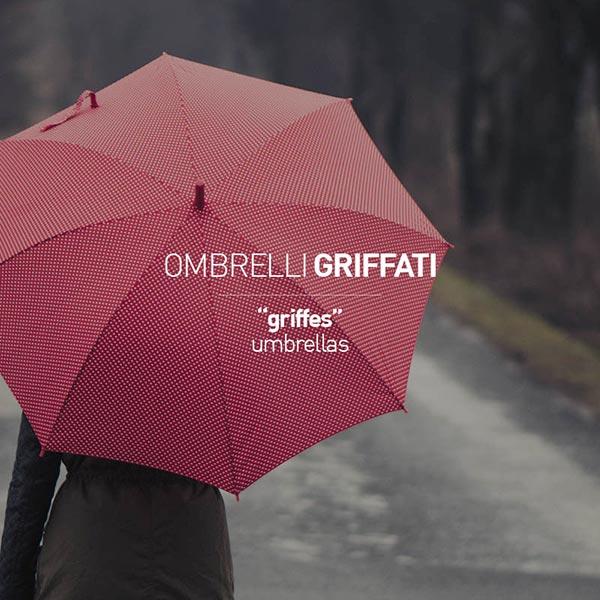 OMBRELLI GRIFFATI